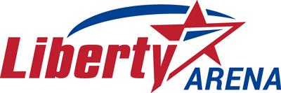 Liberty Arena logo