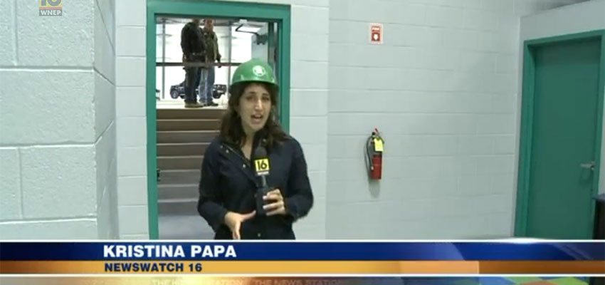 Liberty Arena On the News!
