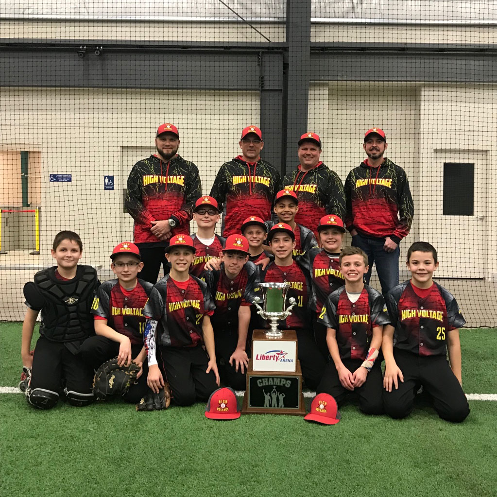 12U Baseball Champions of Winter 1