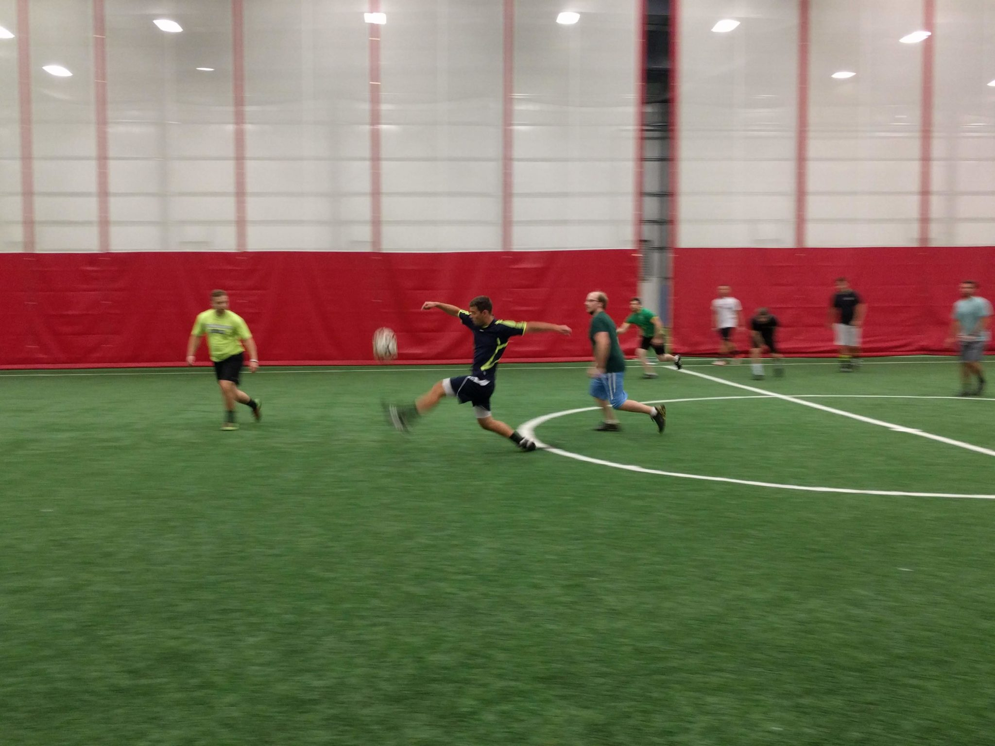 City Strikers vs. Lycoming Engines