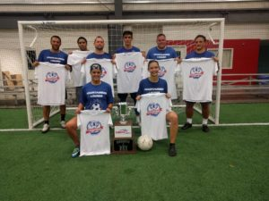 Mountaineer Mondaze crowned Adult League Champions.