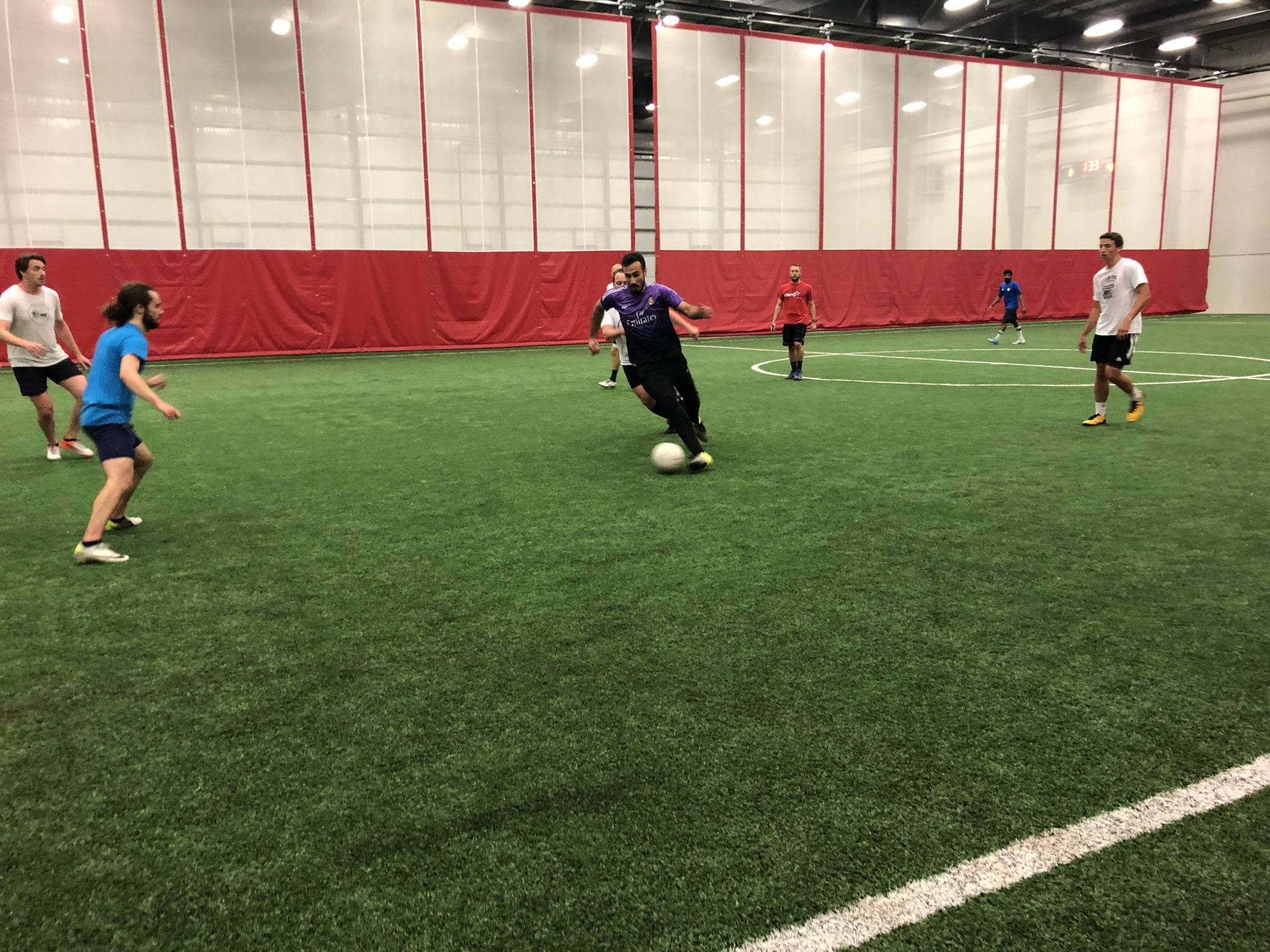 Adult Winter Soccer 2018