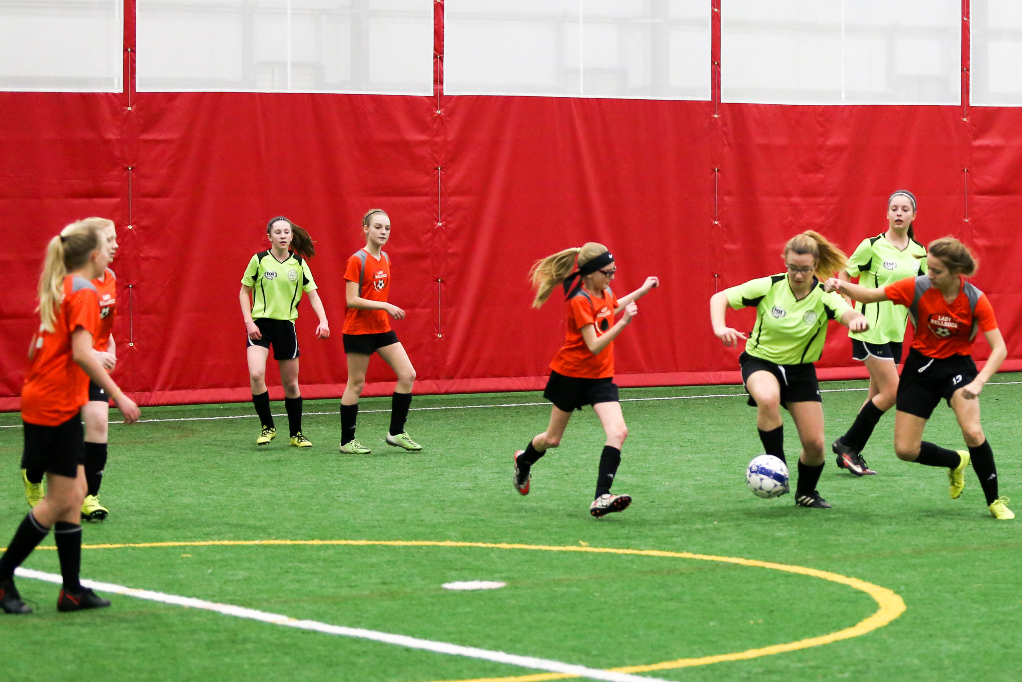 Youth Soccer Coaching: It's not all about winning.